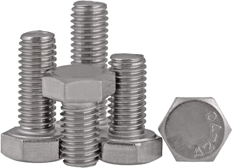 ATOPLEE 20 piezas 1//8 1//4 3//8 1//2 rosca interior de lat/ón hexagonal enchufe de tuber/ía 5 piezas de cada tama/ño