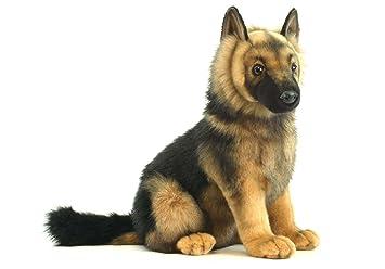 german shepherd pup toy hansa 4064cm tall