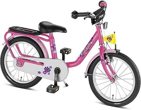 Puky 4015731042126 Niñas Completo Rosa bicicletta - Bicicleta ...