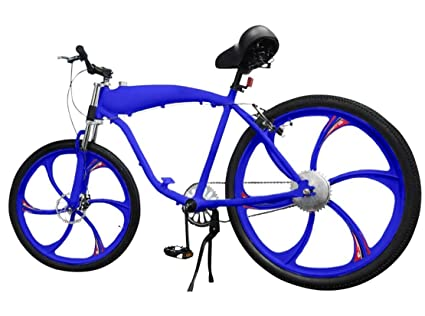 Amazon com : BBR Complete 26 Inch Motor-Ready Motorized Bicycle W