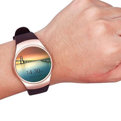 Amazon.com: FidgetFidget Smart Watch Bluetooth Inteligent ...