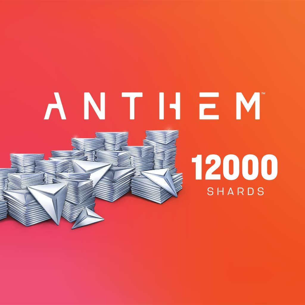 ANTHEM: ANTHEM 12000 SHARDS PACK - PS4 [Digital Code]