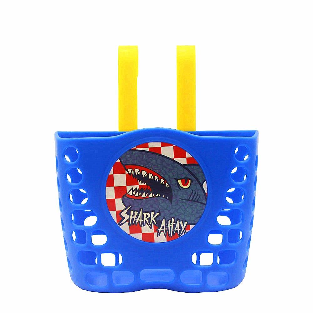 CHILDHOOD KIDS BICYCLE BASKET (Shark)