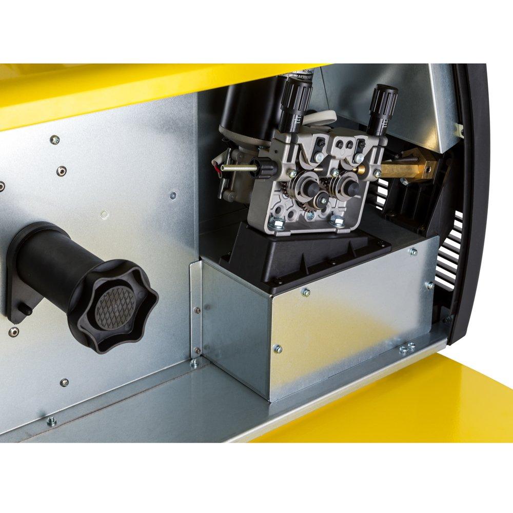 Maquina de soldar | Soldadora Inverter MIG/MAG/MMA 315 A 4 rollos 380 V | Inversor de soldadura: Amazon.es: Bricolaje y herramientas