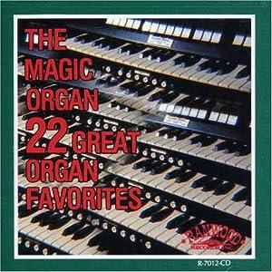 22 Great Organ Favorites