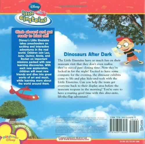 Dinosaurs after Dark (Little Einsteins)