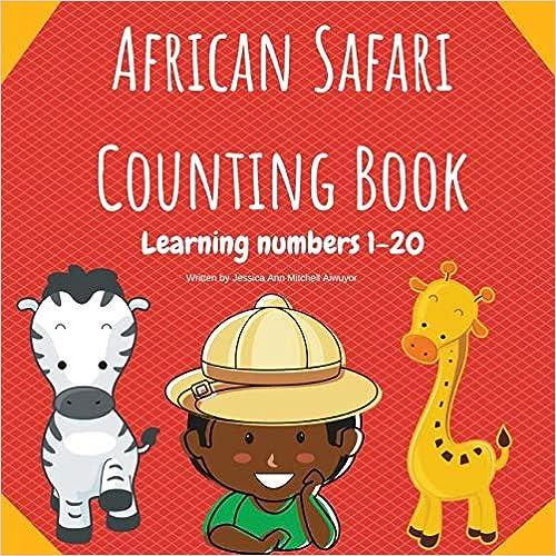 Libro PDF Gratis African Safari Counting Book: Learning Numbers 1-20
