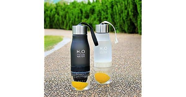 Amazon.com: Botellas de agua – regalo de Navidad 650 ml ...