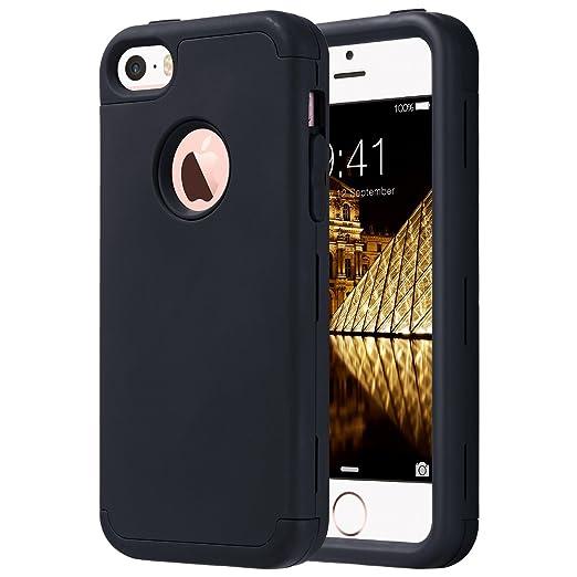 19 opinioni per Cover iPhone 5S, ULAK iPhone SE Custodia