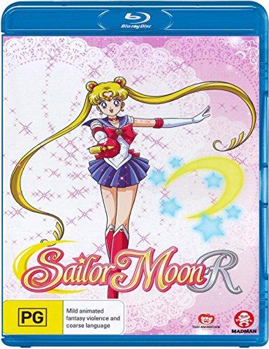 Sailor Moon R: Season 2 | Anime | 5 Discs | NON-USA Format | Region B Import - Australia