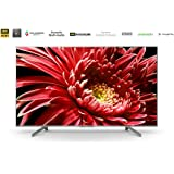 Sony 55 Inch 4K UHD Android Smart TV -KD-55X8577G -Silver Bezel,(2019)