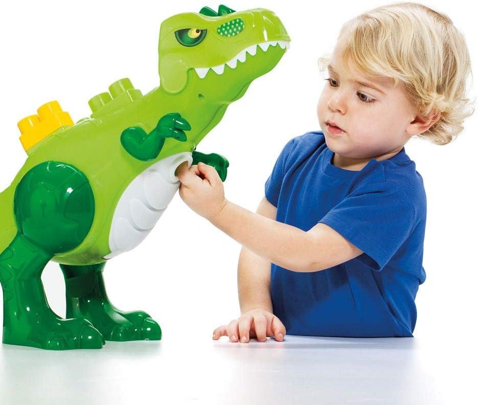 M MOLTO Dino Bloques 30 pcs