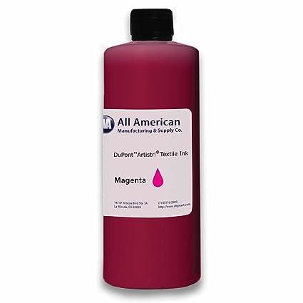 DTG cartucho de 1000 ml Dupont textil de tinta para ...
