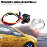 Ximimark 2Pcs Photoelectric Speed Sensor Encoder