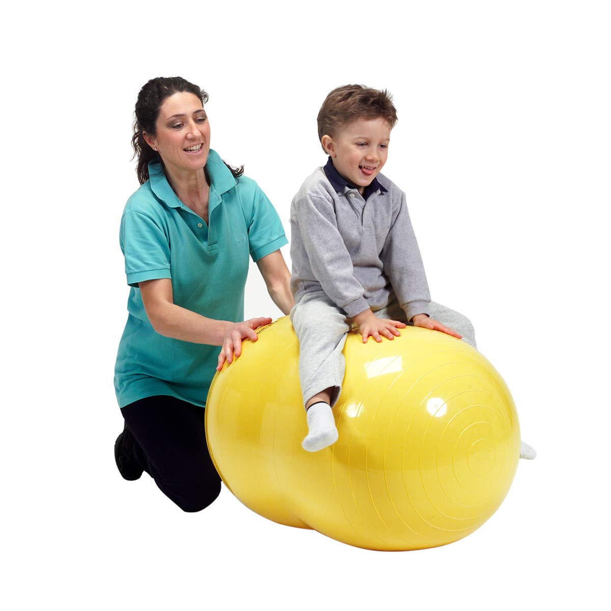 Gymnic Physio Roll Exercise Ball - Red by Gymnic (Image #5)
