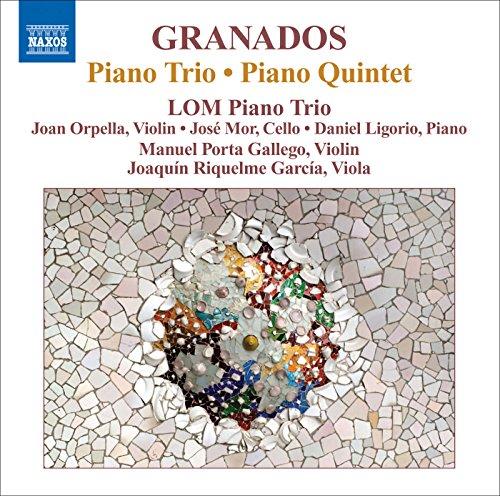... Granados: Piano Trio - Piano Q..