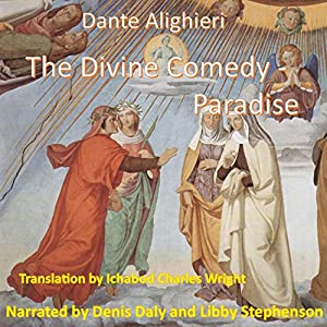 The Divine Comedy: Paradiso Audiobook