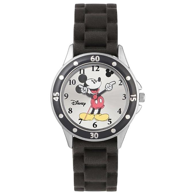 9 opinioni per Orologio- per bambini- Mickey Mouse- MK1195