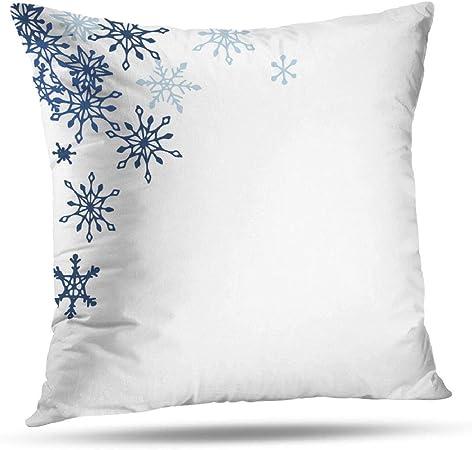 Pretty Throw Pillow Cover,LANURA Frame