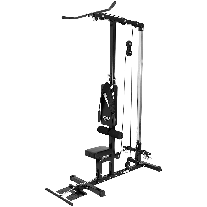 Mirafit Multi Gym Lat Pull Down Machine