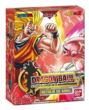 Bandai Cartas o coleccionables - Dragon Ball Z - Starter ...