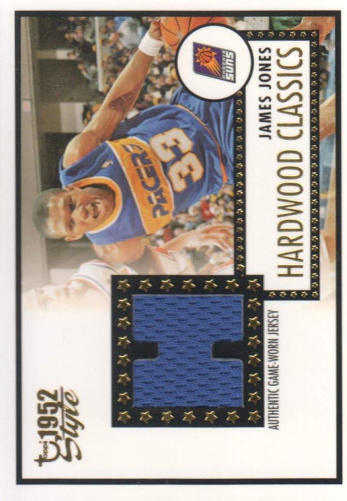 2005-06 Topps Style Basketball Hardwood Classics #JJS James Jones ...