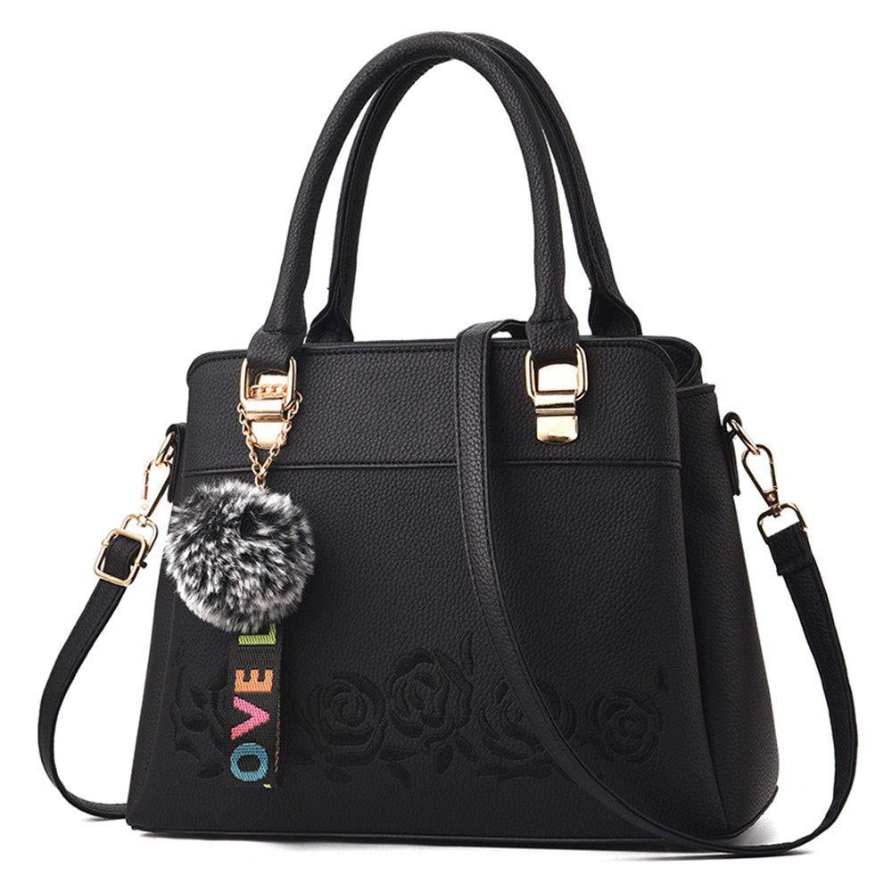 MINGYEER-STB PU Damen Damen Damen Tasche Schulter tragbare Messenger Bag Wallet große Kapazität Muttertagsgeschenk B07QRPWGK4 Schultertaschen Mangelware 01364e