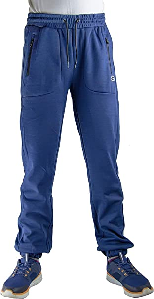 Skechers Mens Jog Pants Sweatpants Gym