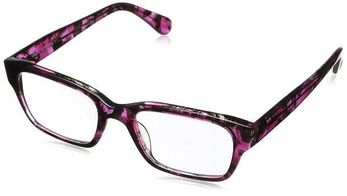 3f11d4ff9477 Amazon.com  Corinne McCormack Women s Sydney Square Reading Glasses ...