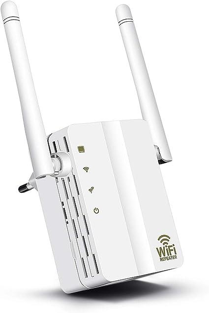 TESEU Repetidor WiFi Amplificador WiFi 300Mbps WiFi Repetidor ...