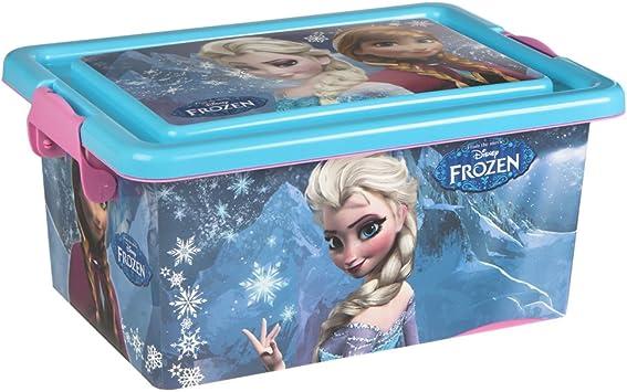 ColorBaby - Caja ordenación 7 litros, diseño frozen (76600 ...