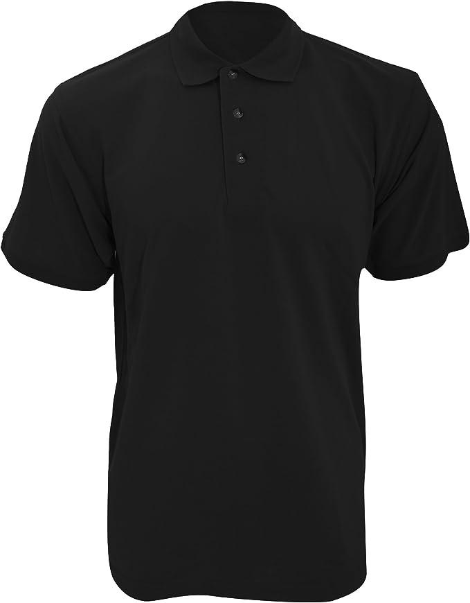3XL Sage KUSTOM KIT Workwear Mens Short Sleeve Polo Shirt