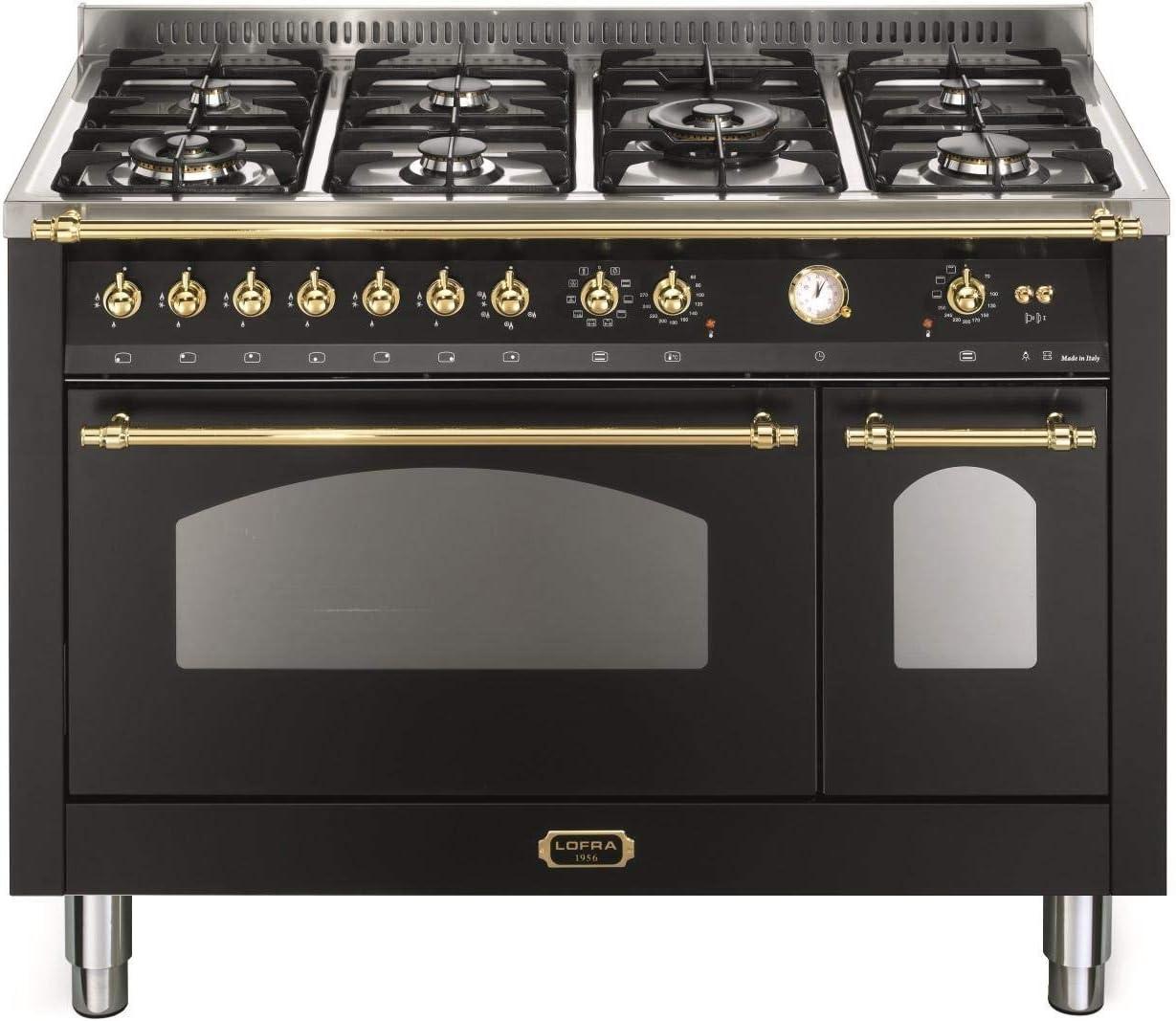 Lofra RNMD126MFT+E/2AEO - Cocina (Cocina familiar tipo industrial ...