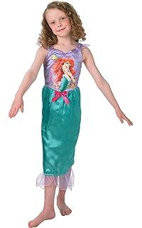 Rubies s oficial Shimmer – Ariel, los niños disfraz – pequeño ...