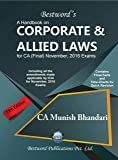 Handbook on Corporate and Allied Laws