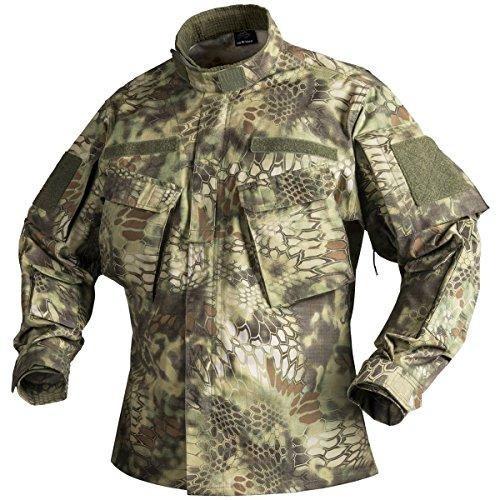 Nyco Ripstop Shirt - Helikon CPU Shirt NYCO Ripstop Kryptek Mandrake Size L