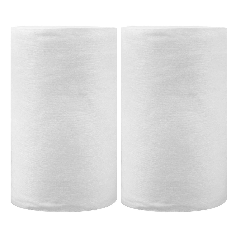 ALVABABY Biodegradable Flushable Viscose Liners Environmental for Cloth Diaper 2 PCS 2BT01 by ALVA