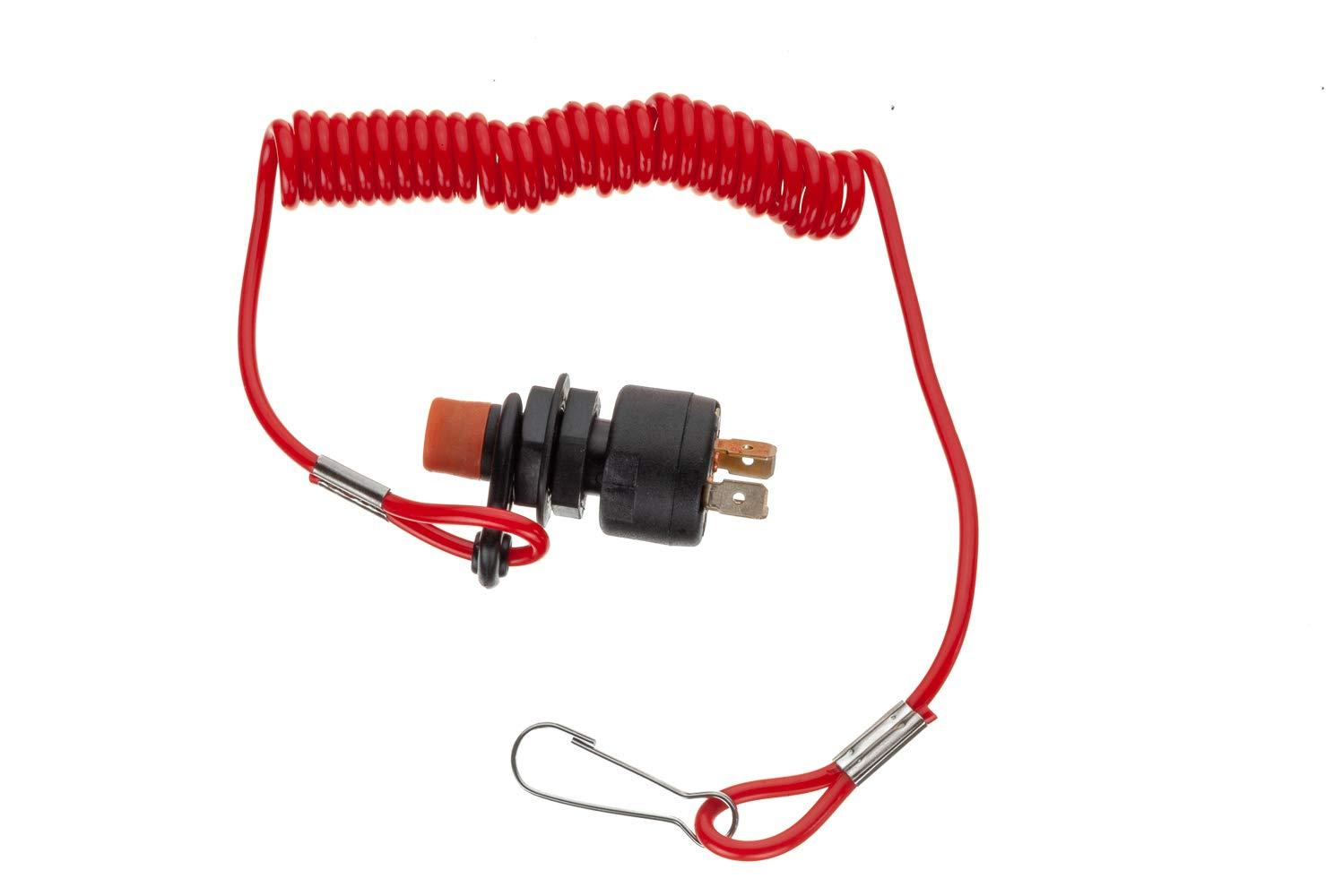 amazon com : seachoice seachoice 11681 universal kill switch kit : boating  equipment : sports & outdoors