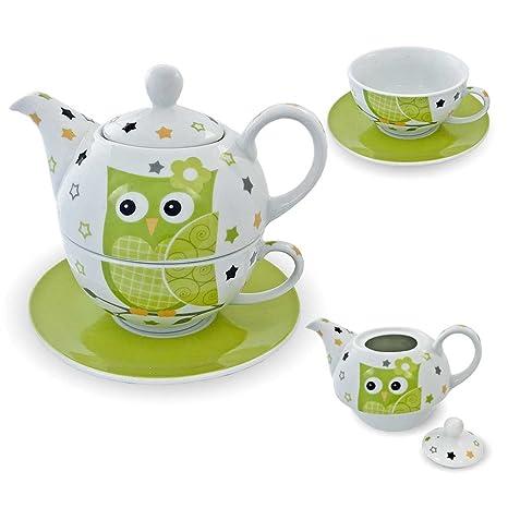 G Wurm Gmbh Co Kg Porzellan Tee Set Tea For One Teeservice Mit