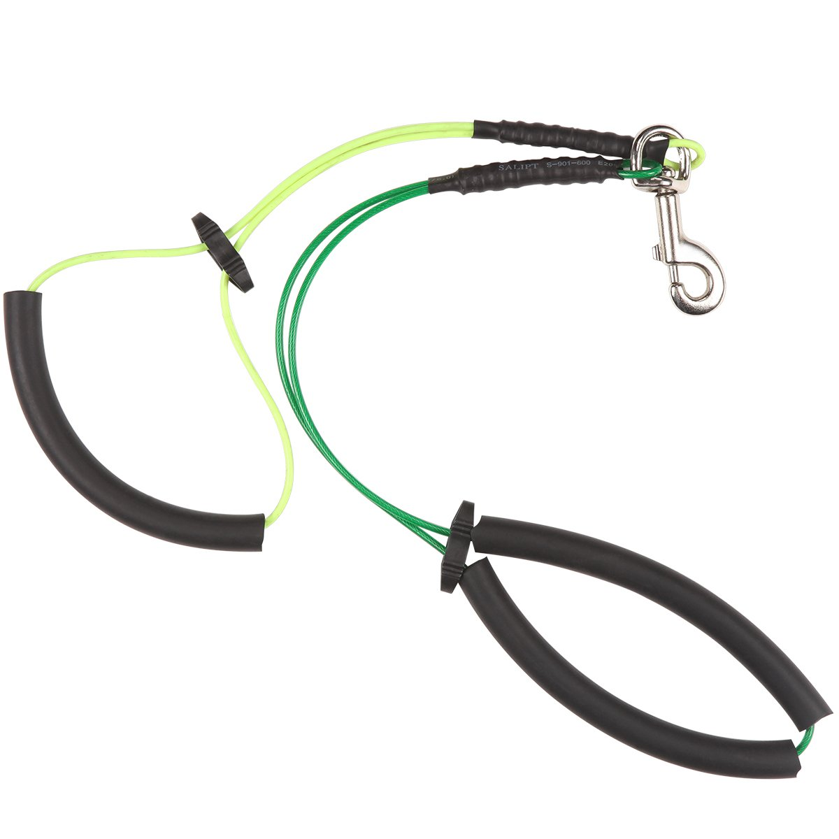 No Sit Dog Grooming Cable Loop Haunch Holder Restraint for Small Medium Large Dogs