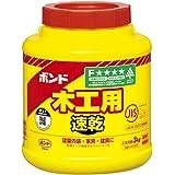 ボンド 木工用速乾 3kg(ポリ缶) #40303