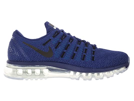 new style faae8 fa5fc ... low price nike mens air max 2016 deep royal blue black racer blue photo  blue 6