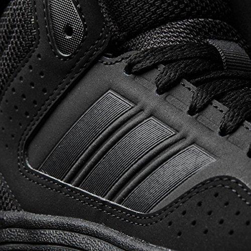 Adidas Cloud Mousse ilation Mid Chaussures–Core Black/Core Black/Onix, 5.5