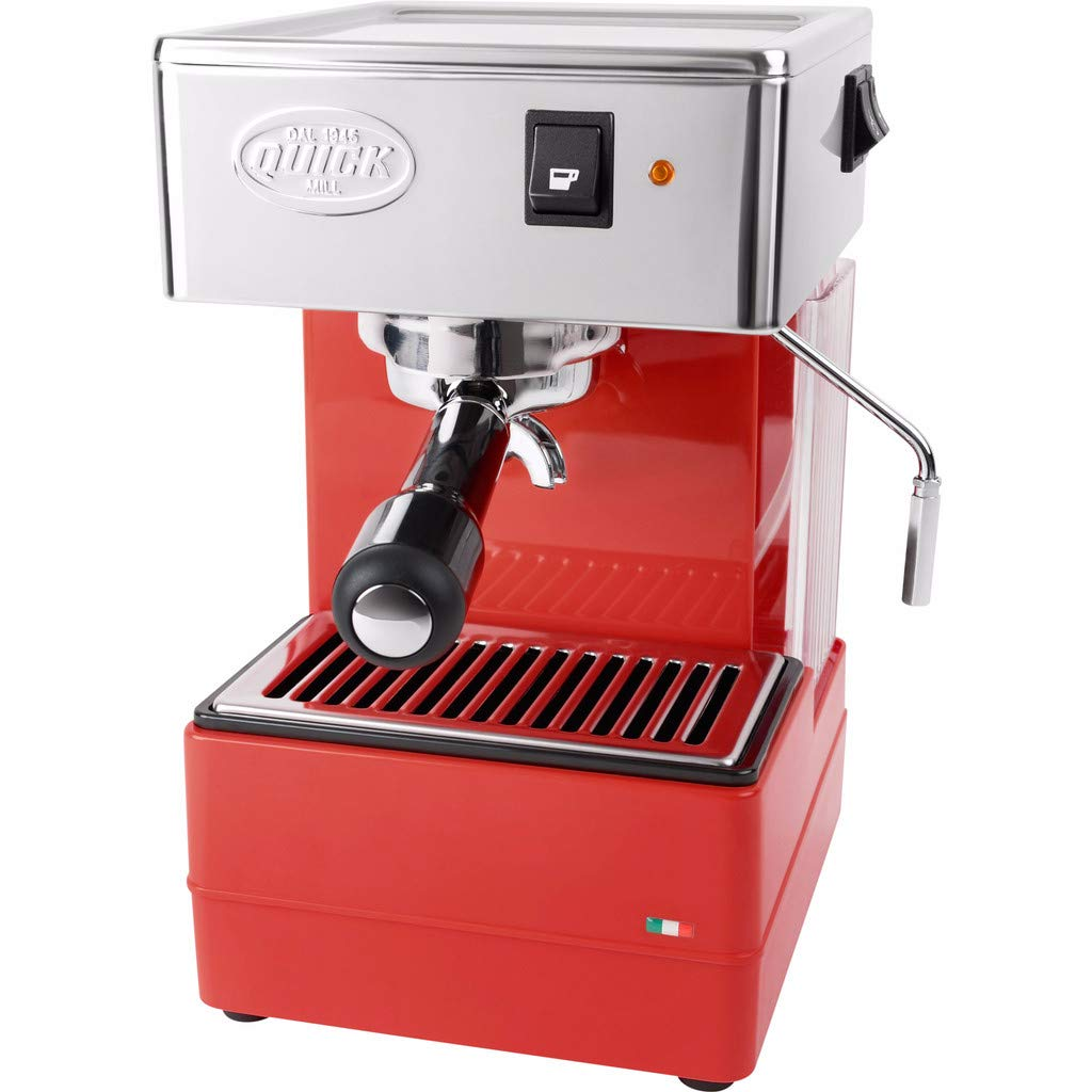 Quick Mill MOD.0820 Independiente Máquina espresso 1,8 L Manual ...