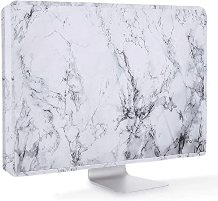 Non-Woven Antistatic PC Computer Monitor Case Screen Display Protector LED//LCD//HD Panel Compatible with iMac for 21 27 27 inch, Style 1 WESAPPINC Monitor Dust Cover