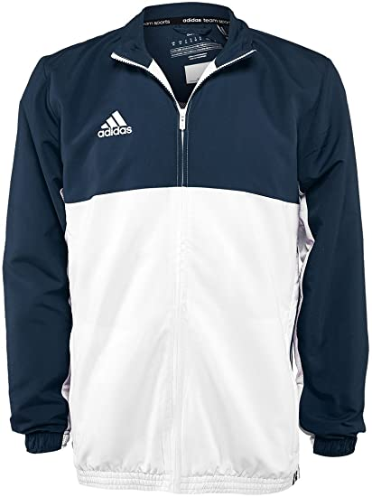 01812cf5176a adidas Mens T16 Team Tennis Jacket at Amazon Men s Clothing store