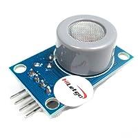 HiLetgo MQ-9 Combustible Gas Sensor Detection Carbon Monoxide Alarm Module MQ-9 Sensor Module