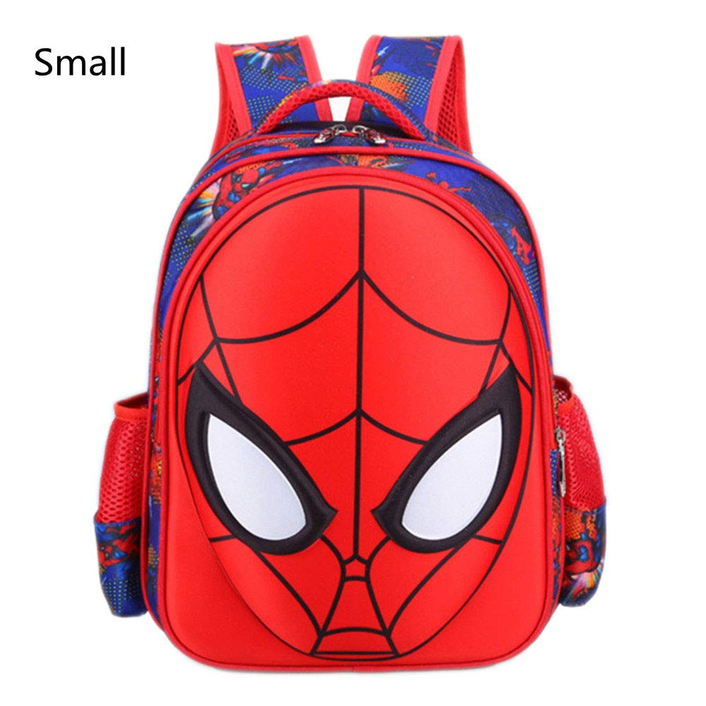 Spiderman School Bags Waterproof Backpacks