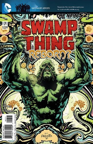 7' Bone (Swamp Thing #7 ''Moss Fills Lungs. Leaves Scrape Across Skin and Wood Against Bone. A Swamp Thing Is Rising in the Green's Hour of Darkest Need…but Is Alec Holland a Part of It?