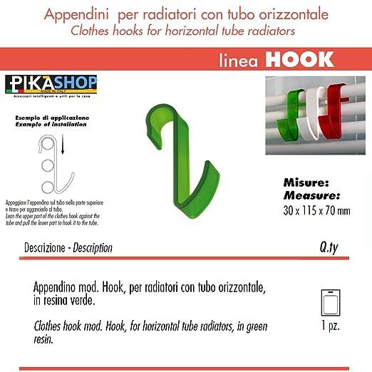 Pika Shop 1 Puerta - Perchero Hook (30 x 70 x h 115 mm ...